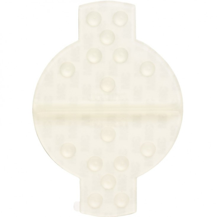 Larger Straper Mat Pad Antiscivolo Clear