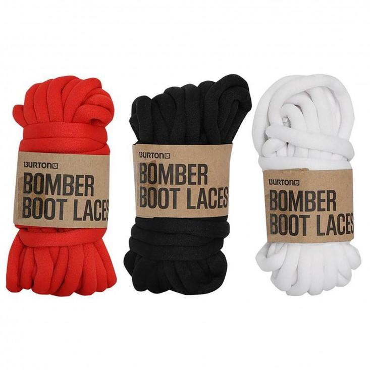 Bomber Laces Lacci Scapone Snowboard
