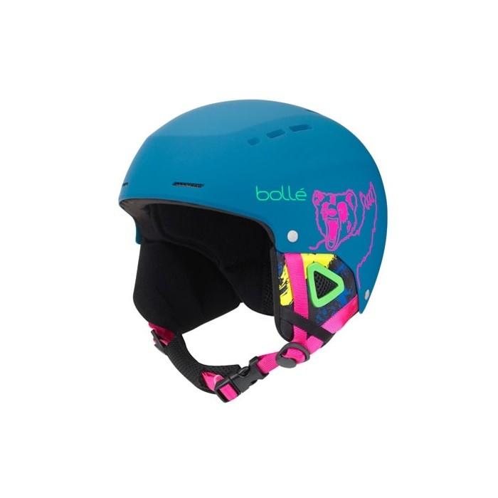 Bollé Quiz Navy Bear - casco sci bambino | Mancini Store