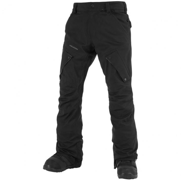Volcom Articulated Pant black - pantaloni snowboard uomo | Mancini Store