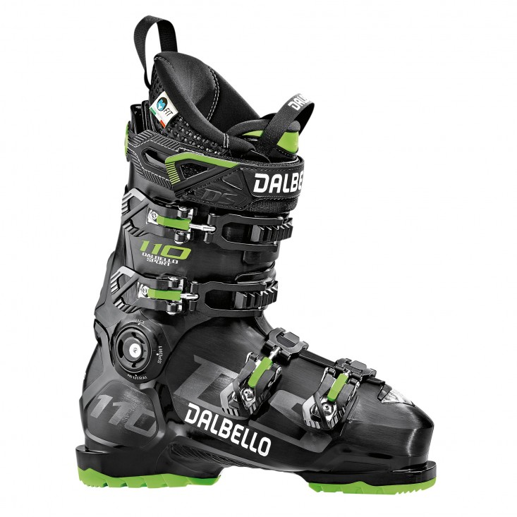 Dalbello DS 110 MS Black - scarponi da sci uomo   Mancini Store