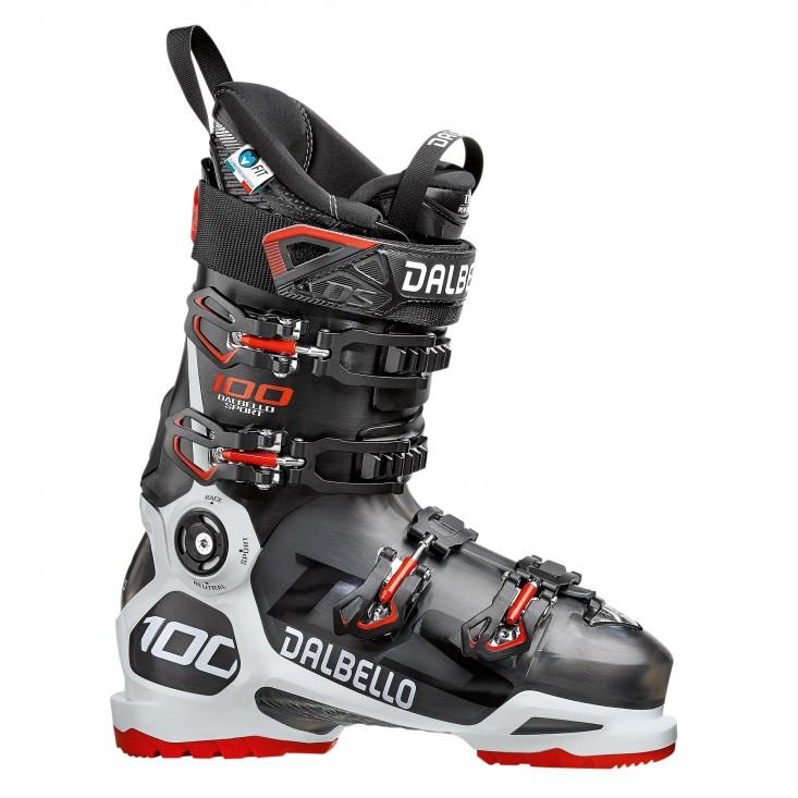 Dalbello DS 100 MS Black - scarponi da sci uomo | Mancini Store