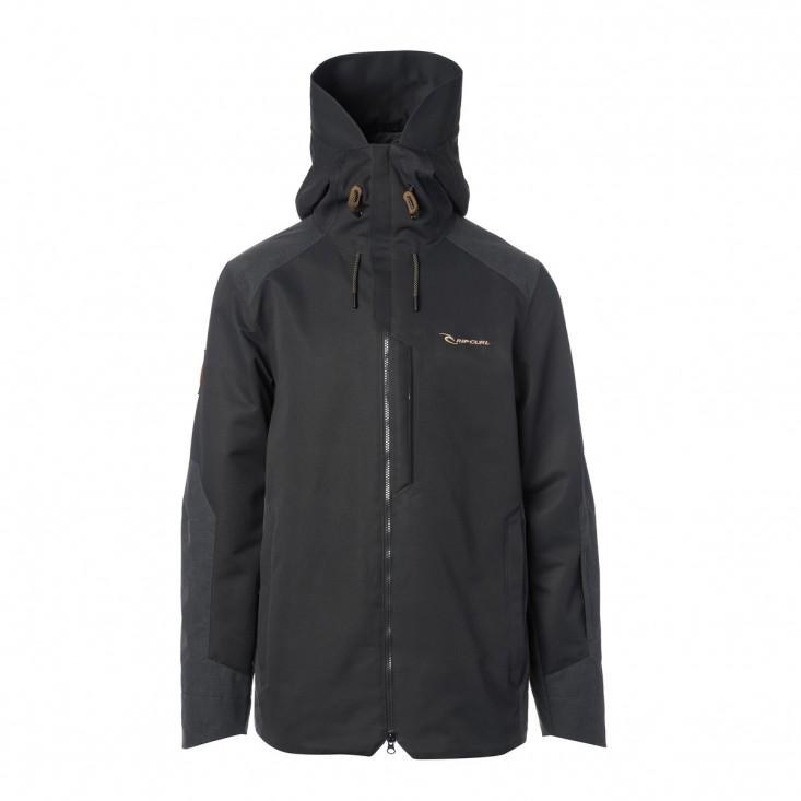 Rip Curl Search Jacket nera - giacca snowboard uomo | Mancini Store