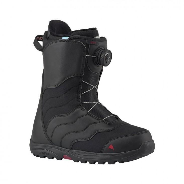 Burton Mint BOA Black - scarponi snowboard donna | Mancini Store