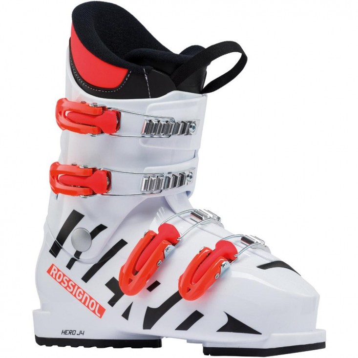 Rossignol Hero J4 white - scarpone da sci bambino | Mancini Store
