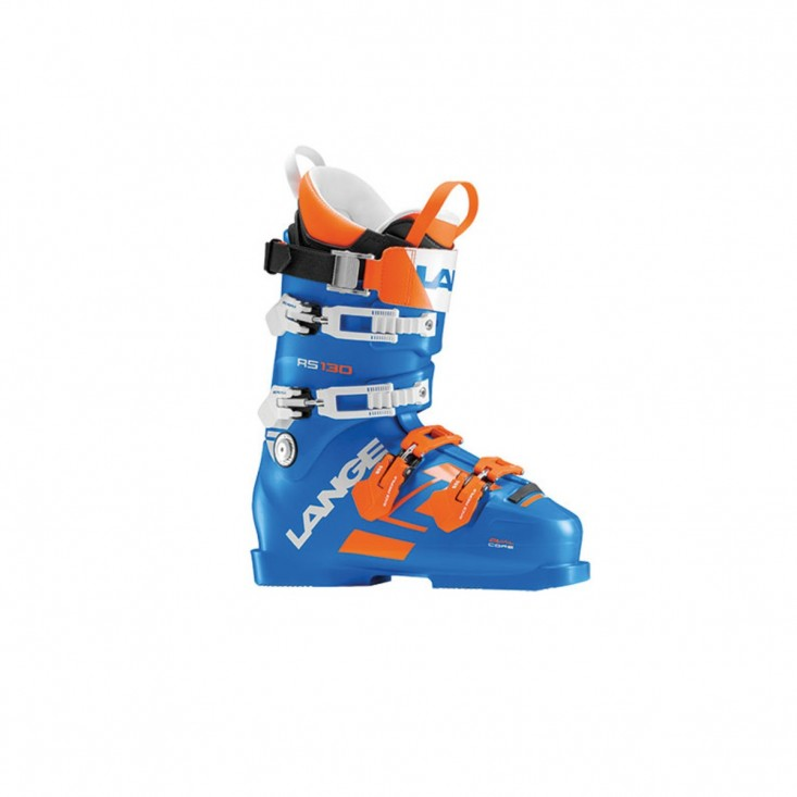 Lange Rs 130 Power Blue - scarponi da sci uomo | Mancini Store