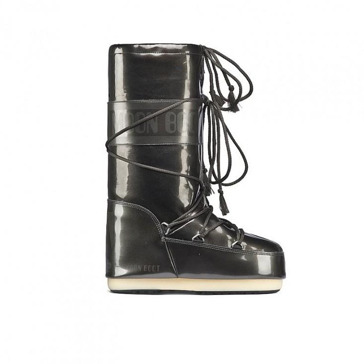 Moon Boot Vinile Met Black
