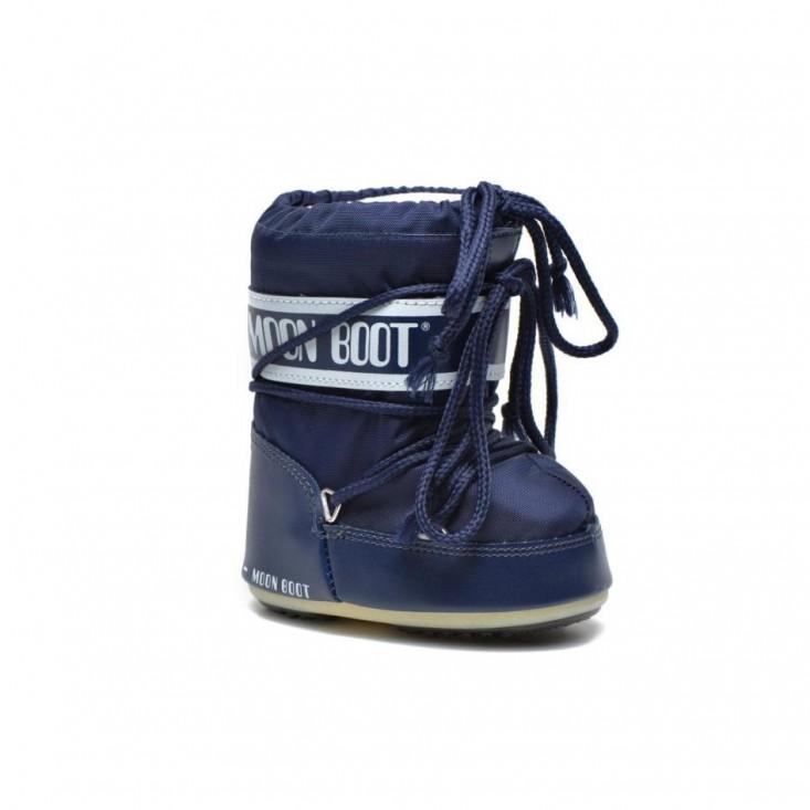 Moon Boot Mini Nylon Blue