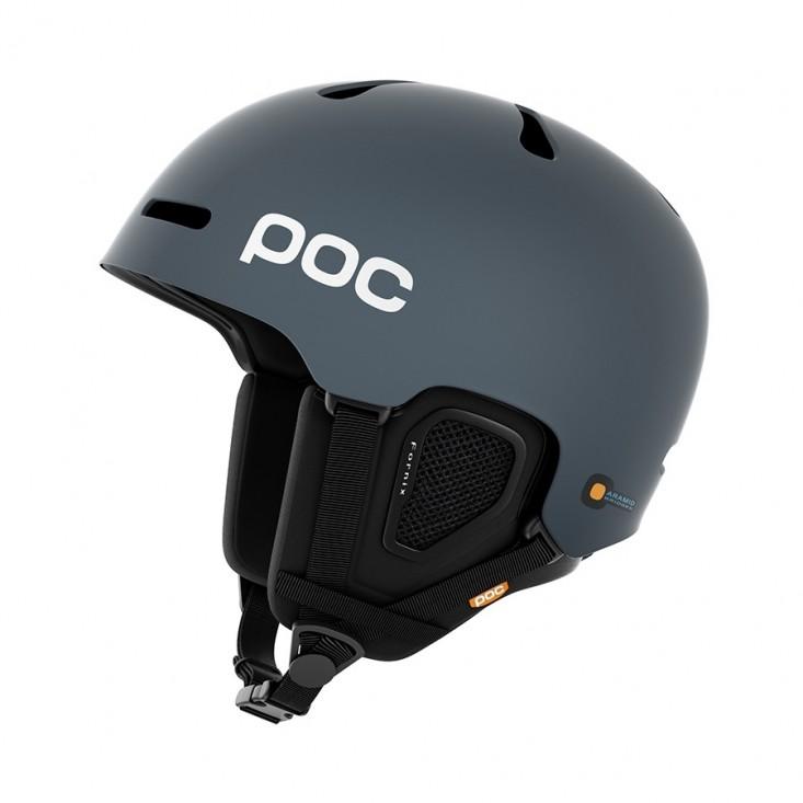 Poc Fornix grigio - casco da sci uomo | Mancini Store