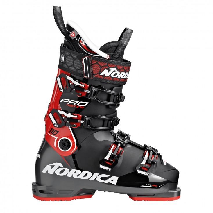 Nordica Pro Machine 110 Black/Red/White | Mancini Store