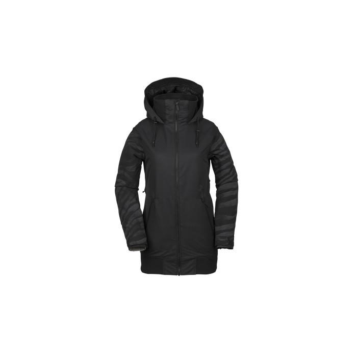 vendita calda data di rilascio: negozio del Regno Unito Meadow Insulated Jkt - giacca snowboard donna nera