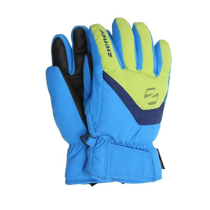 Ziener Lorik Glove Junior caldi Guanti da sci//sport invernali traspiranti Unisex bambini