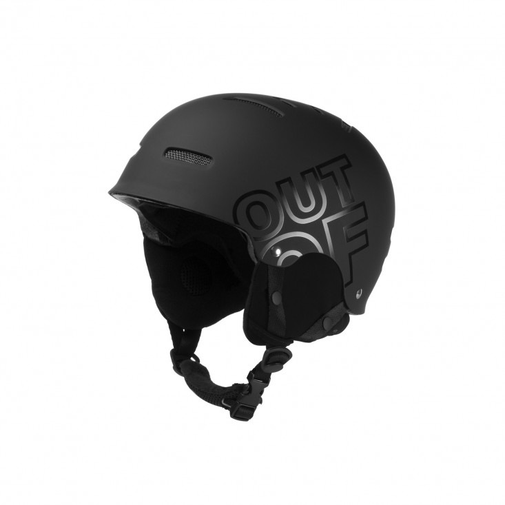 Out Of Wipeout nero - casco snowboard sci | Mancini Store