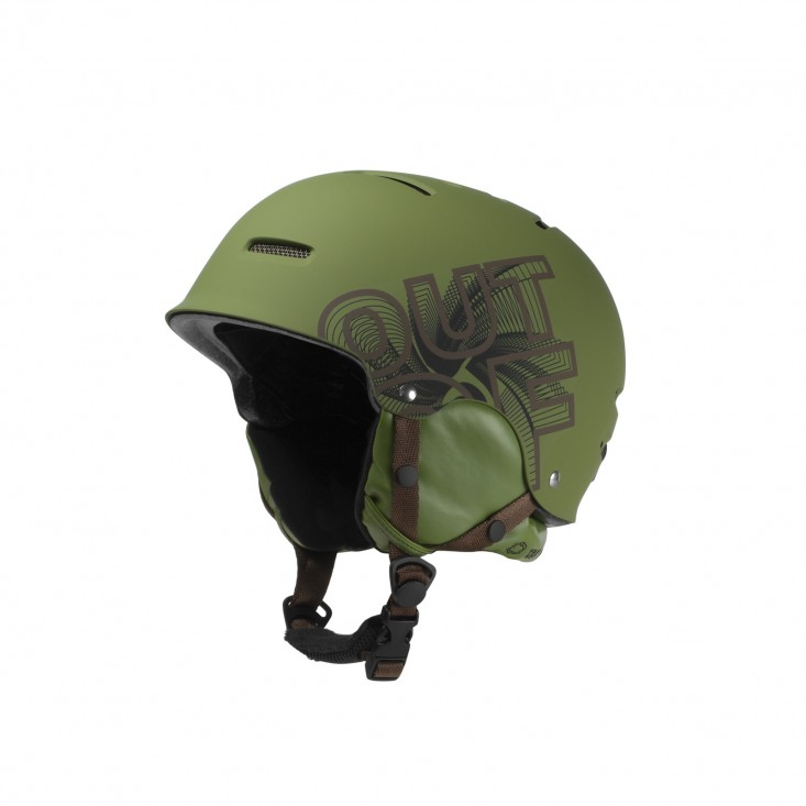 Wipeout Military Casco Snowboard