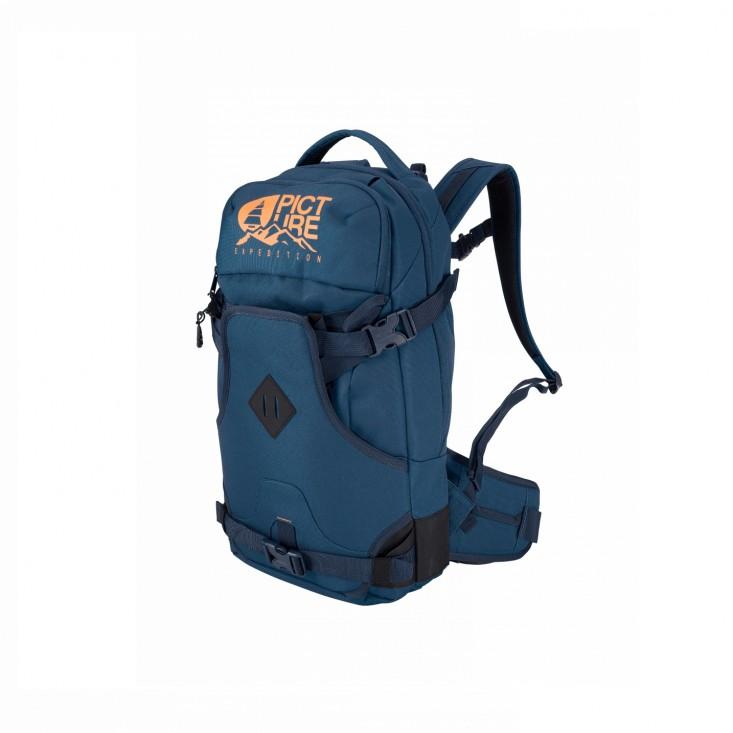 Picture Oroku Pack 22L - zaino snowboard nero/blue | Mancini Store