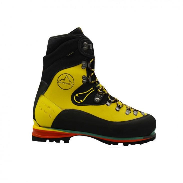 La Sportiva Nepal Evo GTX Yellow Black | Mancini Store