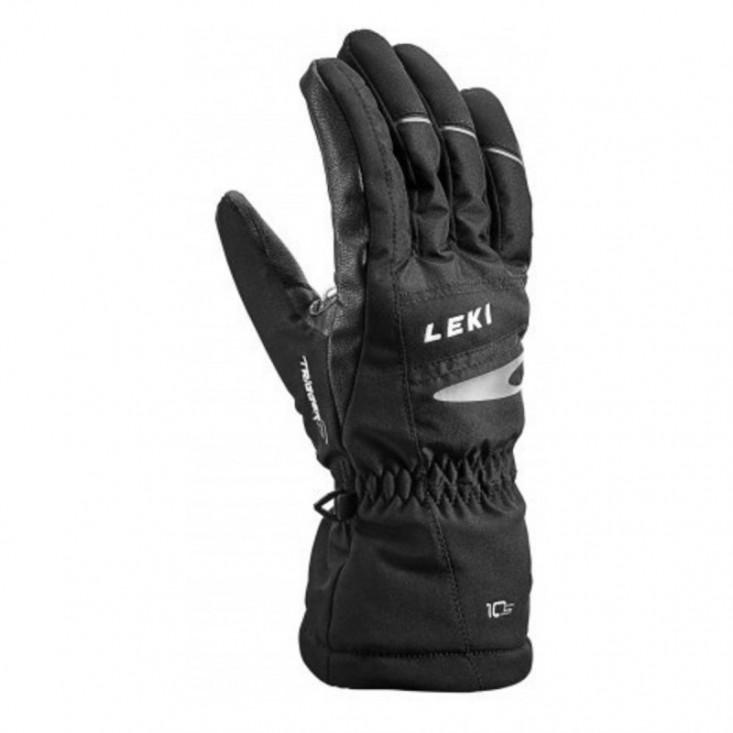 Leki Vertex 10 S - guanti sci uomo neri | Mancini Store
