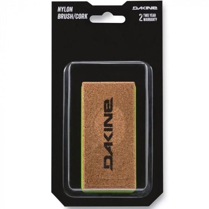 Nylon Cork Green Brush Spazzola
