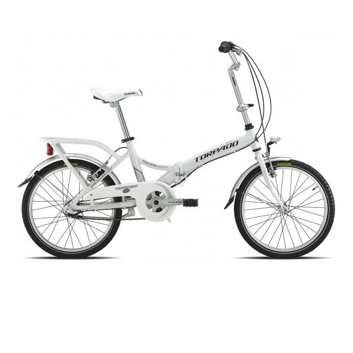 Bici Pieghevole In Alluminio.T170 Cayman Bianca Bici Pieghevole In Alluminio 2019