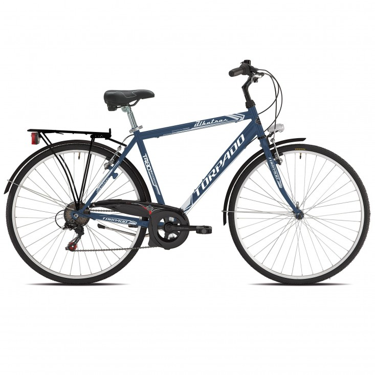 Torpado T480 Albatros blue - city bike uomo 2019 | Mancini Store