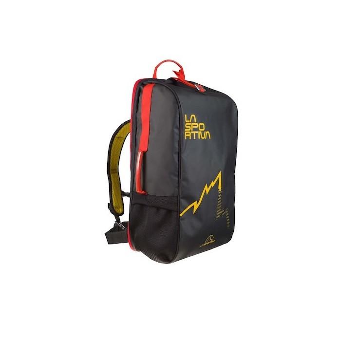 La sportiva Travel Bag - zaino arrampicata nero/rosso | Mancini Store