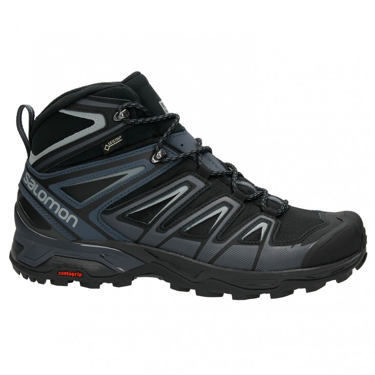 X Ultra Mid Winter Black Scarpe Trekking Unisex