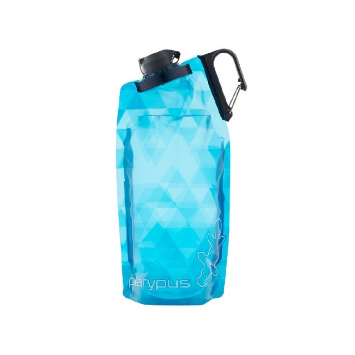 Platypus DuoLock Bottle 1L BluePrisms Borraccia