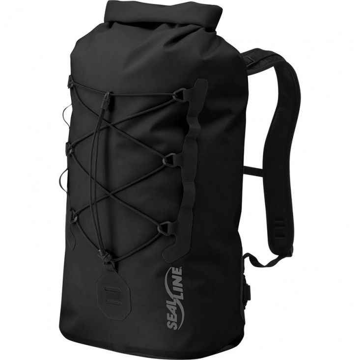 SealLine Bigfork Pack Zaino sacca Stagna Black