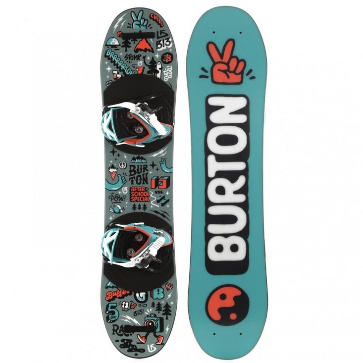 Burton After School Special set tavola snowboard + attacchi bambino | Mancini Store