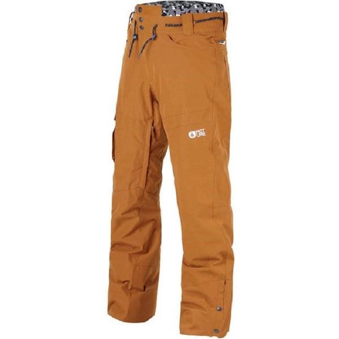 Under Pant Pantalone Snowboard Uomo Camel