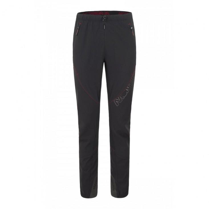 Upgrade 2 Pant Pantalone Montagna Uomo Black Red