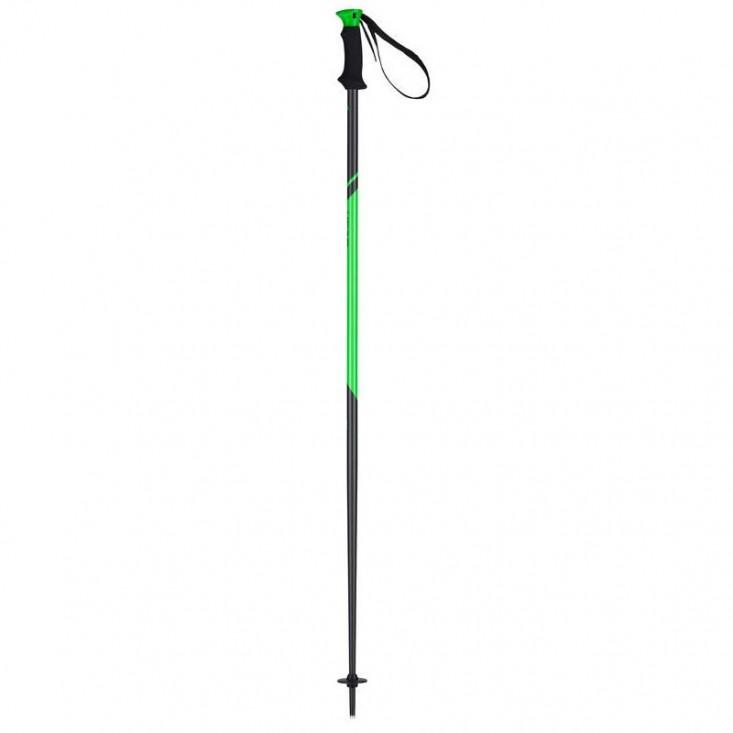 MULTI S AllRide Bastoncino Sci Unisex Antracite Neon Green