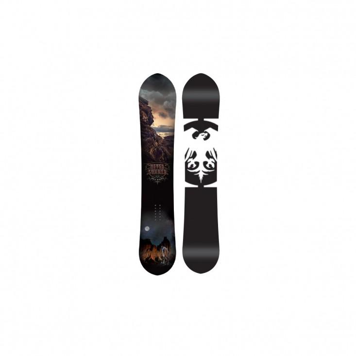 Never Summer West Bound Wide - tavola snowboard uomo | Mancini Store