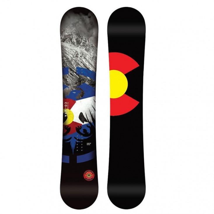Never Summer Heritage - tavola snowboard uomo | Mancini Store