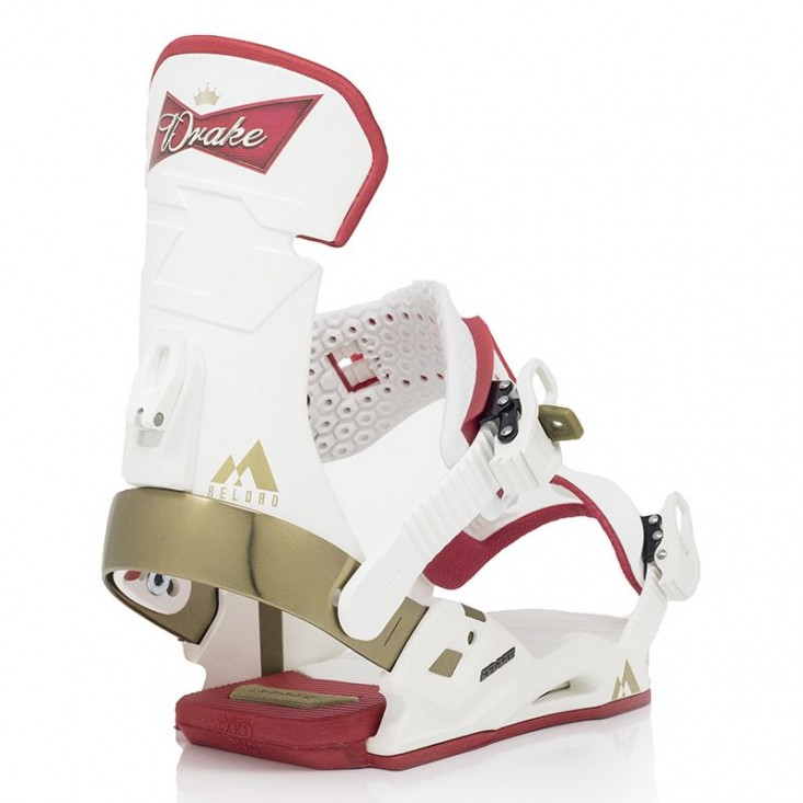 Drake Reload Attacco Snowboard Uomo White Beer | Mancini Store