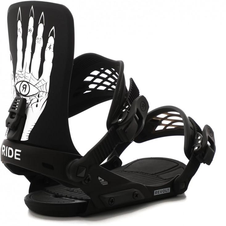 Ride Revolt Attacco Snowboard Uomo Hands Of Doom | Mancnini Store