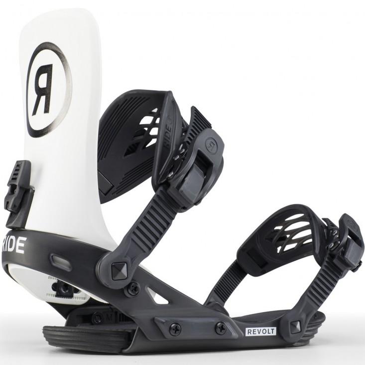 Ride Revolt Attacco Snowboard Uomo White | Mancini Store