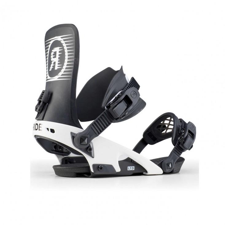LTD Attacco Snowboard Black