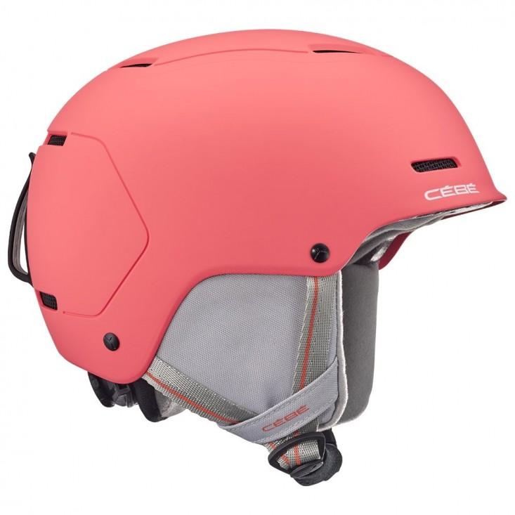 Cébé Bow Salmon - casco sci per bambino | Mancini Store