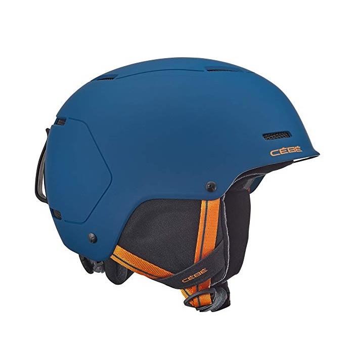 Cébé Bow Dark Blue - casco sci per bambino | Mancini Store