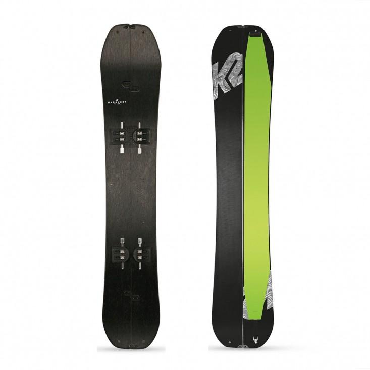 K2 Marauder Split Board Package - Tavola+Voilè+Pelli   Mancini Store