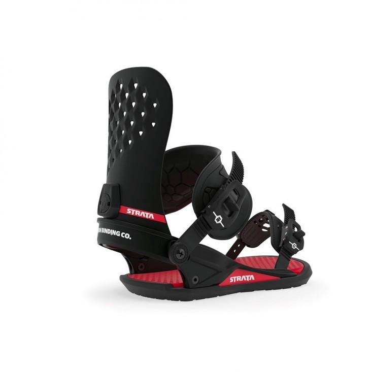 Union Strata Attacco Snowboard Uomo Black | Mancini Store
