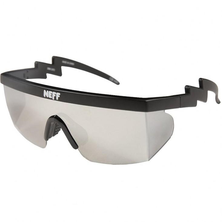 Neff Brodie Single Lens Black - occhiali da sole sportivi   Mancini Store