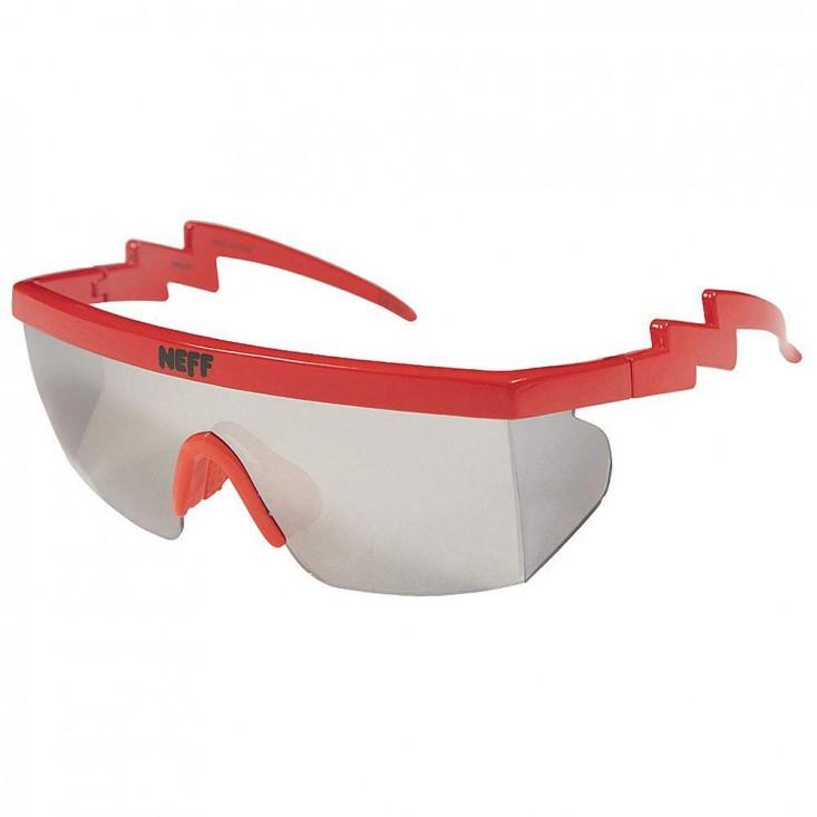 Neff Brodie Single Lens Red - occhiali da sole sportivi | Mancini Store