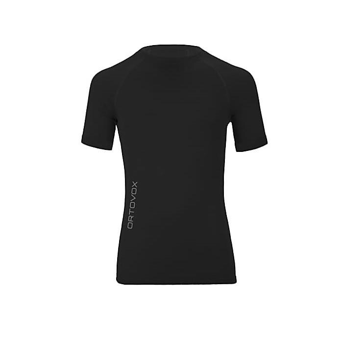 230 Competition Short Sleeve Primo Strato Uomo Black Corvino