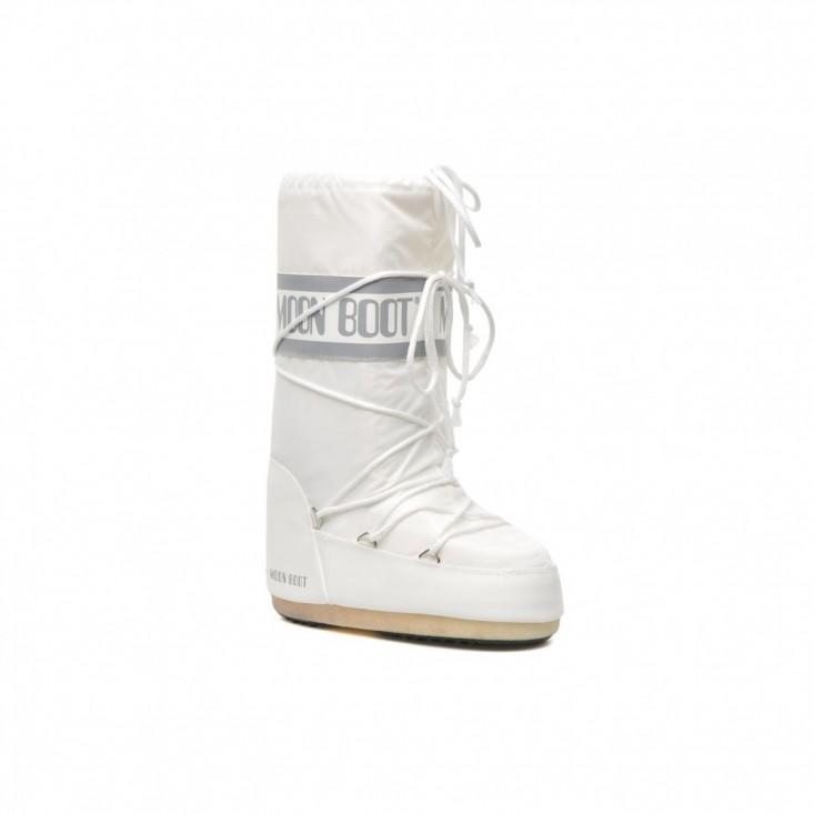 Moon Boot Nylon White