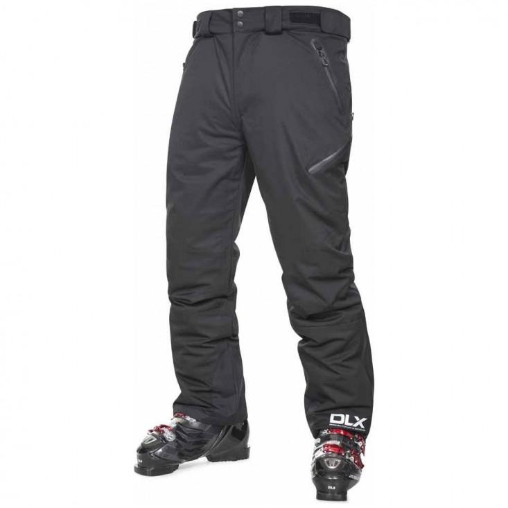 Kristoff Pantalone Sci Uomo Black