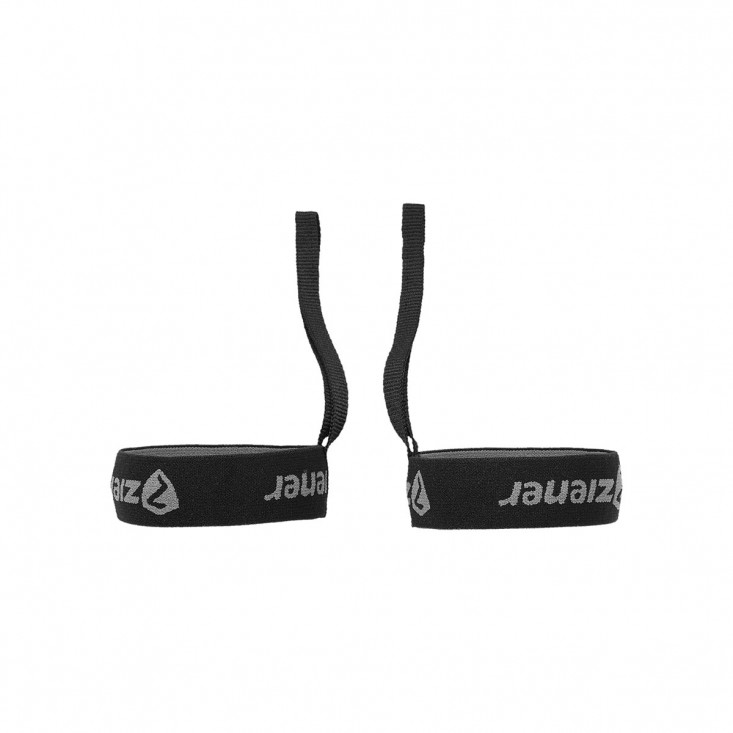 Z-Leash Logo Lacciolo Guanti Black