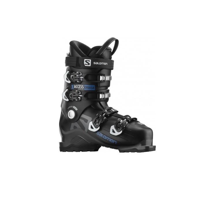 Salomon X Access 70 Cruise Black Anthracite - scarponi sci uomo | Mancini Store