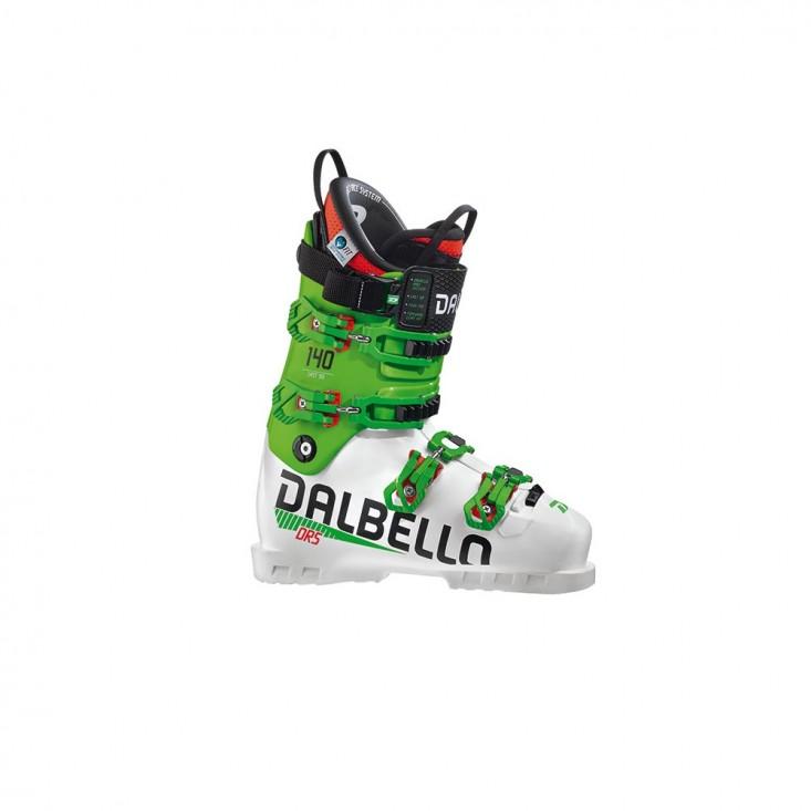 Dalbello DRS 140 White Race Green - scarponi sci uomo | Mancini Store